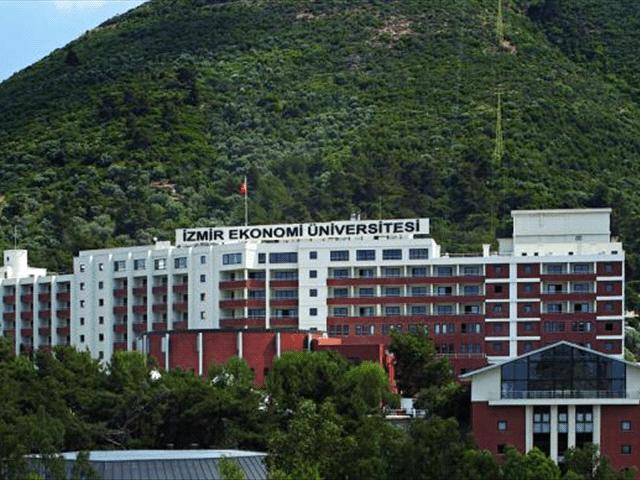 zmir University of Economics - جامعة إزمير الاقتصادية İzmir Ekonomi Üniversitesi