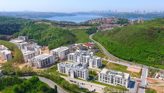 kampus insaatinda sona yaklasildi 1528461947 manset - الجامعة الالمانية التركية في اسطنبول TÜRK-ALMAN ÜNİVERSİTESİ