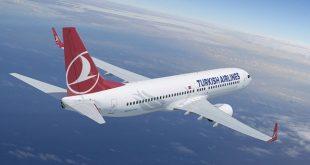 الجوية التركية وبوينغ 737 ماكس 310x165 - تركيا تستأنف الرحلات الجوية الدولية تدريجيا إلى 40 بلدا