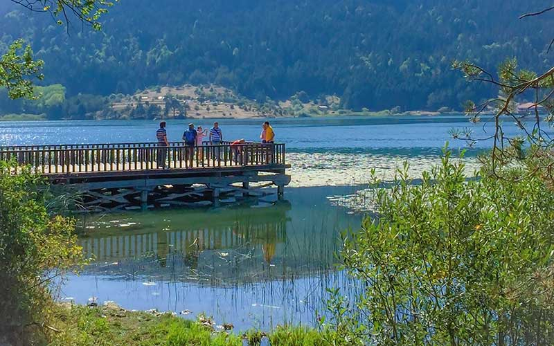 abant nerede 1 - بحيرة أبانت في بولو .. من أجمل بحيرات العالم
