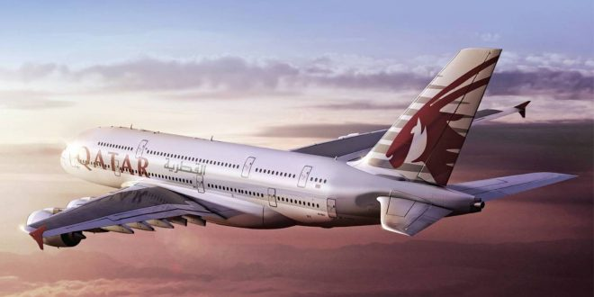 الجوية القطرية - تعيين خبراء صحة على متن الخطوط الجوية التركية