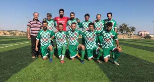 سبور 310x165 - جد وحفيد في فريق كرة قدم واحد بولاية ماردين التركية