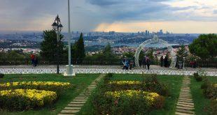العرائس في اسطنبول 310x165 - تل العرائس في اسطنبول مكان ساحر لإلتقاط صور بانورامية