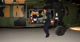 EQFC0KRXsAE00W8 310x165 - بالصور الجيش التركي يسعف مواطنا بواسطة مروحية