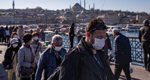 فيروس كورونا 310x165 - ارتفاع ضحايا كورونا في تركيا إلى 168 والاصابات إلى 10827