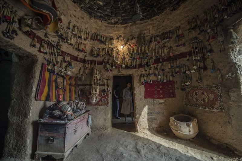 0x0 1478083684462 - مدينة حران التركية ذات المنازل المخروطية