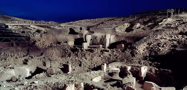 gobekli tepe ana tanrica kultunu yikti 1425816548 4453 - غوبكلي تبه في شانلي أورفا تاريخ يعود إلى العصر الحجري