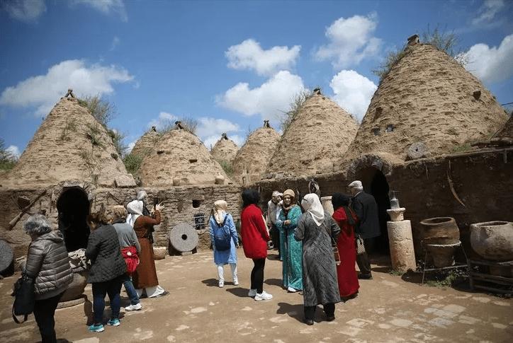 harran - مدينة حران التركية ذات المنازل المخروطية