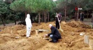koronavirus ten olen yasli kadin yogun onleml 4 13063939 o 310x165 - شاهد بالفيديو : دفن إحدى ضحايا كورونا في تركيا