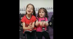 سوريون يوجهون رسائل العيد إلى معلميهم 310x165 - بالفيديو : أطفال سوريون يرسلون تهاني العيد باللغة التركية إلى معلميهم