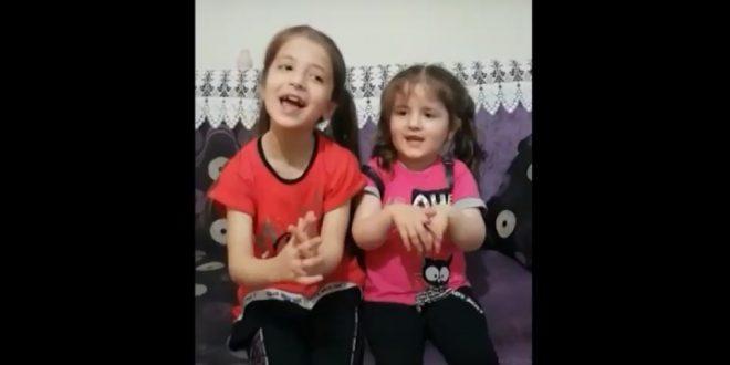 سوريون يوجهون رسائل العيد إلى معلميهم 660x330 - بالفيديو : أطفال سوريون يرسلون تهاني العيد باللغة التركية إلى معلميهم