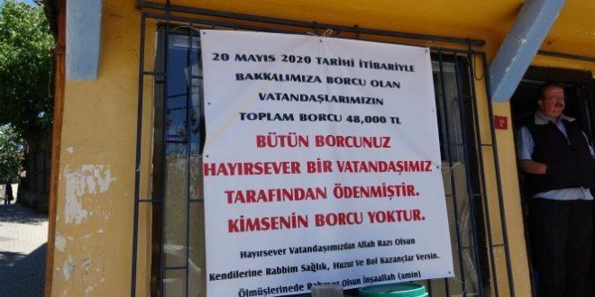 3318431 660x330 - سيدة تركية تدفع ديون مسجلة قبل 20 سنة لأحد محلات البقالة بإسطنبول