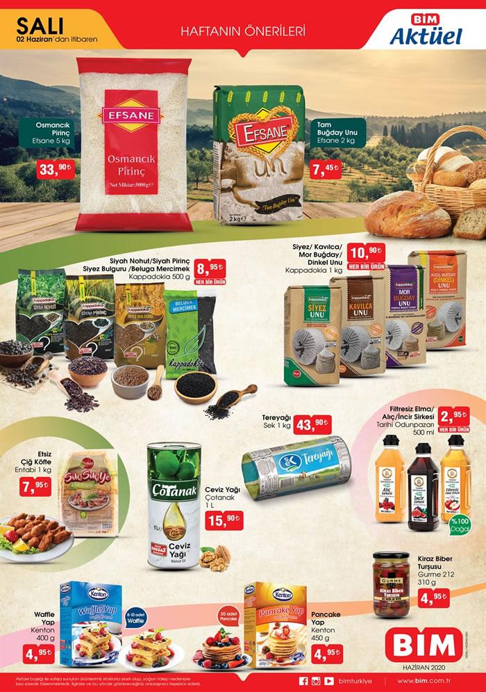bim 2 9 haziran 2020 haftanin onerileri katalogu - عروض مواد غذائية في ماركت البيم 2 حزيران 2020