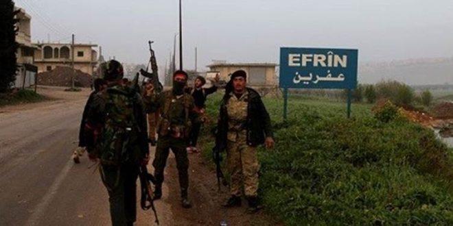 1 10 660x330 - تركيا تلجم فرقة الحمزات في عفرين وتقرر اغلاق مقراتها بعد تجاوزاتها المتكررة