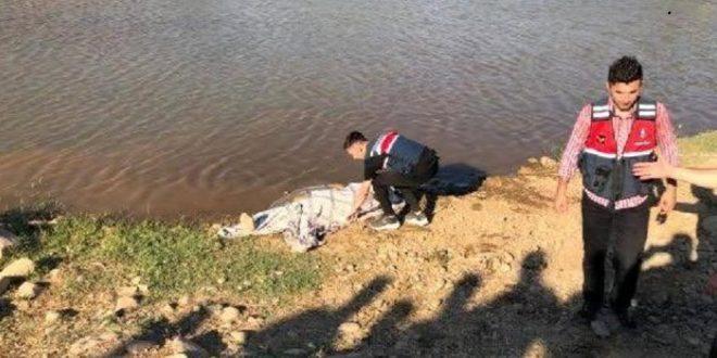 الاب وطفليه في هاتاي سوري 660x330 - كارثة تحل بعائلة سورية  بعد غرق الأب وطفليه في نهر بولاية هاتاي