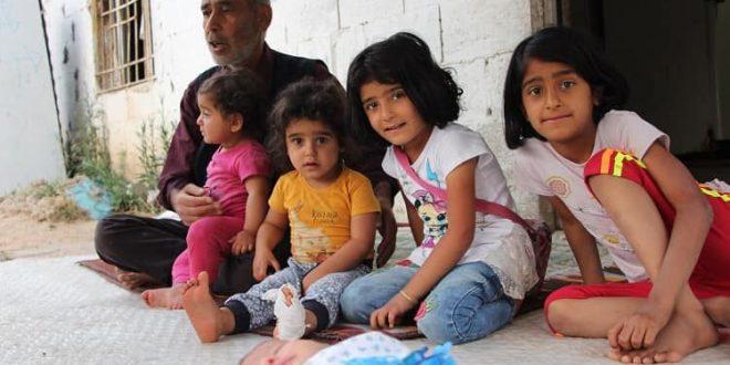 102303659 3186872848001623 1413261368160681984 n 1591203842 660x330 - عائلة سورية تعيش ظروفا صعبة بولاية أورفا .. تنتظر تقديم المساعدة لهم