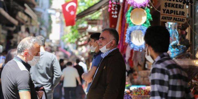 1592470536 660x330 - شاهد عدد الاصابات بفيروس كورونا خلال آخر شهر في أهم الولايات التركية