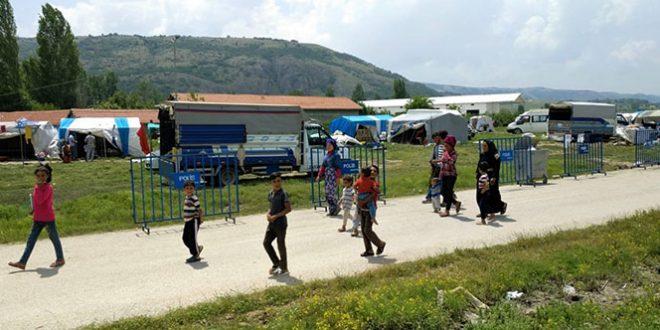 3329436 660x330 - وضع مخيم للفلاحين تحت الحجر الصحي بعد إصابة طفل بكورونا في أورفا