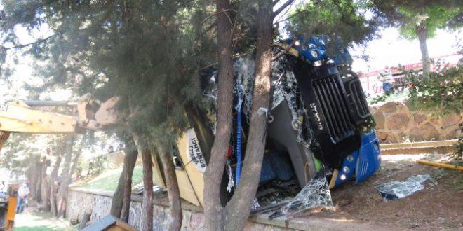 398701 660x330 - إصابة 10 مواطنين أتراك في انقلاب حافلة بولاية اسطنبول