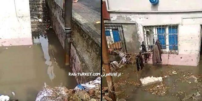4386579 6vk20yn4dodyxukg9djt1mxbuav0sxsg4e07irv2leb 660x330 - تضرر منازل السوريين في أحد احياء اسطنبول بعد أن طاف به النهر ( فيديو )