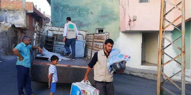 7593a7a51a4d5381d74c 660x330 - جمعية تركية تقدم كامل مستلزمات المنزل لعائلة سورية في ولاية دياربكر ( صور )
