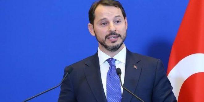 وزير المالية التركي ( وكالة الأنباء التركية )