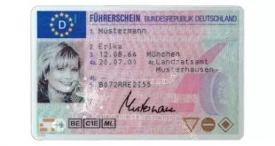 رخصة القيادة في المانيا 310x165 - صحيفة المانية : رخصة القيادة ستصبح غير صالحة عند الملايين بهذا التاريخ