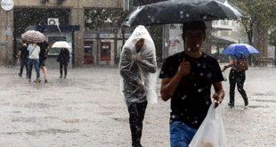 meteoroloji 10 il icin saganak yagis uyarisinda 13412896 4645 o 1 310x165 - تحذير من عاصفة مطرية ورعدية قوية في 10 ولايات تركية