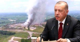"son dakika cumhurbaskani erdogan dan sakarya 13385612 7513 o 310x165 - تصريح لـ ""أردوغان"" حول انفجار مصنع الالعاب النارية .. وفاة شخصين حتى الآن"